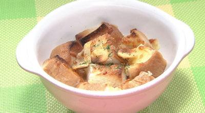 おびゴハン レシピ 材料 作り方 8月23日 ビッグクルトンスープ