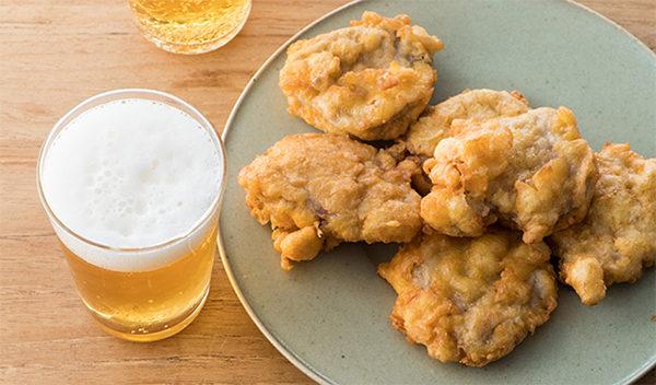 おかずのクッキング レシピ 土井善晴 土井先生 作り方 材料 豚ヒレ肉のビール衣揚げ