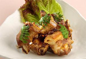 上沼恵美子のおしゃべりクッキング レシピ 作り方 スペアリブの山椒煮