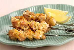 上沼恵美子のおしゃべりクッキング レシピ 作り方 鶏もも肉の串焼き