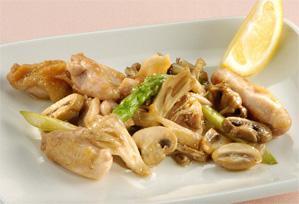 上沼恵美子のおしゃべりクッキング レシピ 作り方 鶏のガーリックソテー