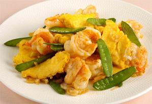上沼恵美子のおしゃべりクッキング レシピ 作り方 8月21日 海老と卵の炒めもの