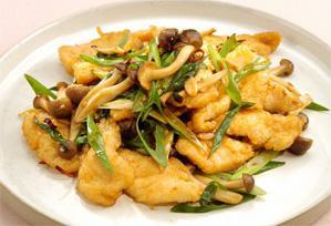 上沼恵美子のおしゃべりクッキング レシピ 作り方 8月29日 ささみと青ネギの炒め物