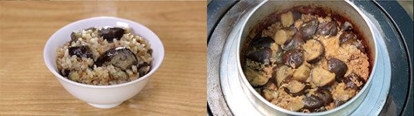相葉マナブ なるほどレシピ 旬の産地ごはん 作り方 材料 炊き込みご飯 麻婆ナス炊き込みご飯