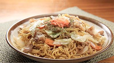 相葉マナブ なるほどレシピ 旬の産地ごはん 作り方 材料 ご当地乾麺 手延べ焼きそば 岡山