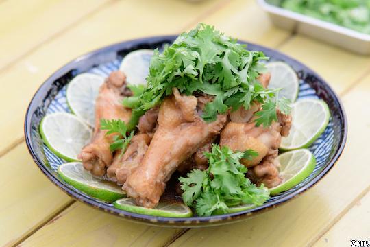 青空レストラン レシピ 作り方 9月15日 上州地鶏 上州地鶏のエスニック煮込み