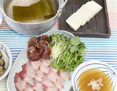 男子ごはん レシピ 作り方 国分太一 栗原心平 9月9日 調味料 ブリしゃぶのゆずこしょうダレ