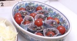 沸騰ワード レシピ 伝説の家政婦 志麻さん サンマとタプナードのオーブン焼き マナカナ