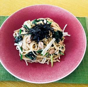 5時に夢中 マツコデラックス レシピ やっつけ晩御飯 ほうれん草の和風ゴマパスタ