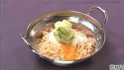 レシピの女王 ヒルナンデス シンプルレシピ そうめん アレンジ RIKACO 阿佐ヶ谷姉妹 ビビン麺風豚しゃぶそうめん