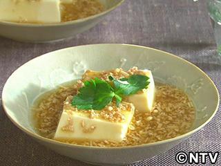 キューピー3分クッキング レシピ 作り方 材料 9月10日 豆腐の鶏そぼろえのきあん