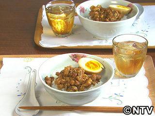 キューピー3分クッキング レシピ 作り方 材料 9月22日 魯肉飯 ルーローファン