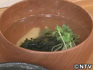 キューピー3分クッキング レシピ 作り方 材料 10月1日 鮭と小松菜の混ぜごはん 鶏ささ身とあおさの汁もの