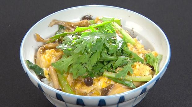 魔法のレストラン レシピ 作り方 材料 菊乃井 木の葉丼
