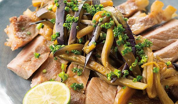 おかずのクッキング レシピ 土井善晴 土井先生 作り方 材料 豚肉ソテー なすソース