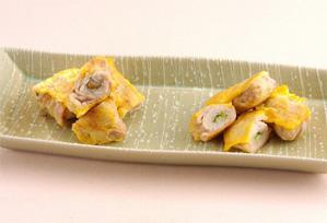 上沼恵美子のおしゃべりクッキング レシピ 作り方 弁当 和風ピカタ