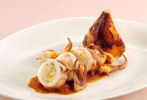 上沼恵美子のおしゃべりクッキング レシピ 作り方 弁当 洋風いかめし