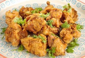 上沼恵美子のおしゃべりクッキング レシピ 作り方 9月14日 鶏のスパイシー揚げ