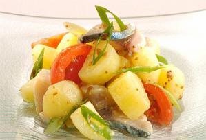 上沼恵美子のおしゃべりクッキング レシピ 作り方 しめ鯖のポテトサラダ