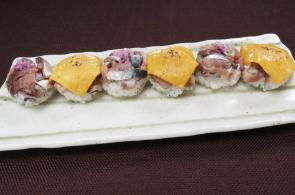 レシピ ちちんぷいぷい キッチンぷいぷい 作り方 材料 9月20日 鰯のてまり寿司