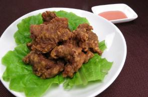 レシピ ちちんぷいぷい キッチンぷいぷい 作り方 材料 9月27日 牛フィレ肉の唐揚げ カレー風味