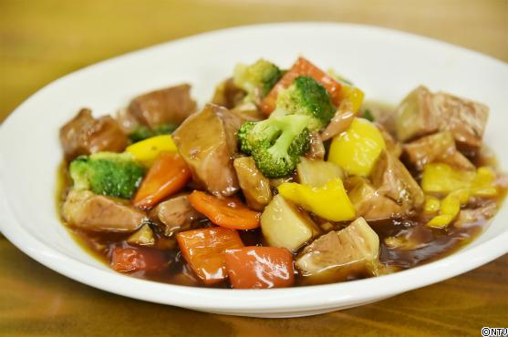 青空レストラン レシピ 作り方 10月6日 あつぎ豚の黒酢の酢豚