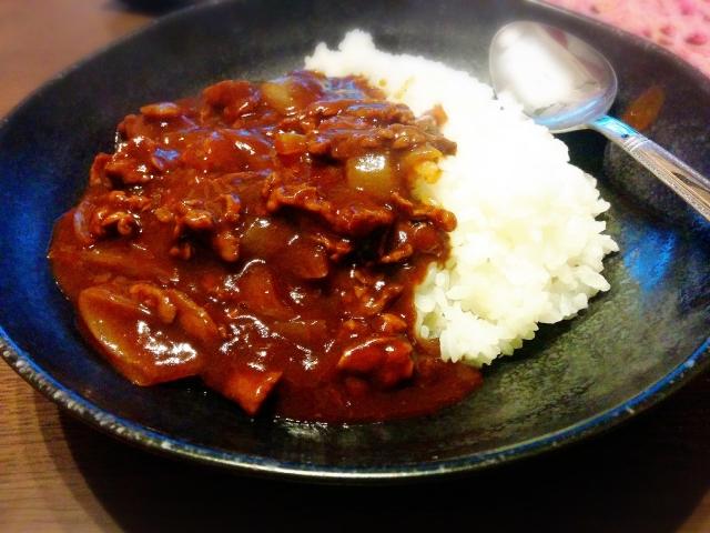 ハヤシライス リュウジ レンジで5分なのに濃厚でおいしい〜!牛乳を使った「トマトクリームハヤシライス」