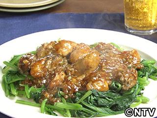 キューピー3分クッキング レシピ 作り方 材料 10月19日 かきの香味炒め