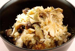 上沼恵美子のおしゃべりクッキング レシピ 作り方 秋の定番メニュー 10月1日 きのこごはん