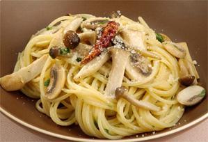 上沼恵美子のおしゃべりクッキング レシピ 作り方 秋の定番メニュー 10月3日 きのこのパスタ
