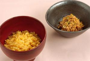 上沼恵美子のおしゃべりクッキング レシピ 作り方 卵かけご飯と鶏おかか