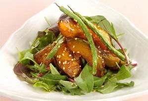 上沼恵美子のおしゃべりクッキング レシピ 作り方 カボチャの照り焼き
