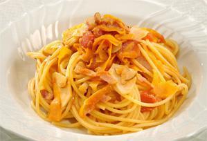 上沼恵美子のおしゃべりクッキング レシピ 作り方 10月31日 根菜たっぷりスパゲッティ