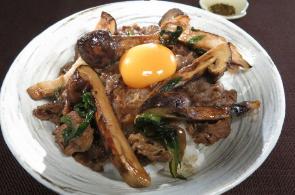 レシピ ちちんぷいぷい キッチンぷいぷい 作り方 材料 松茸丼