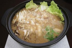 レシピ ちちんぷいぷい キッチンぷいぷい 作り方 材料 栗みそ出汁の鶏鍋