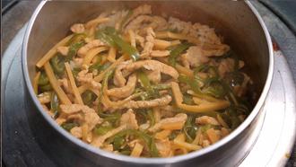 相葉マナブ なるほどレシピ 旬の産地ごはん 作り方 材料 釜1グランプリ 釜飯 中華 チンジャオロース