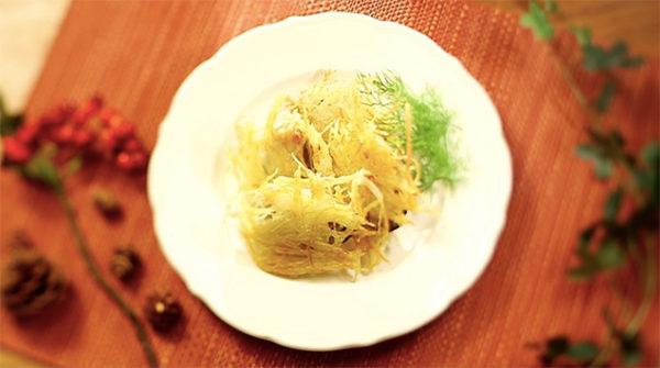 沸騰ワード 伝説の家政婦 志麻さん レシピ 作り置き 11月23日 早見優 牡蠣フライ じゃがいも