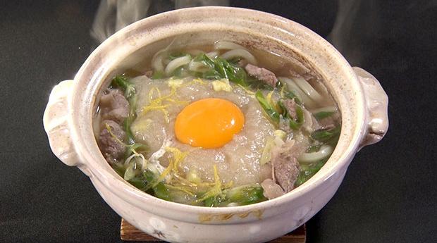 魔法のレストラン レシピ 作り方 材料 菊乃井 村田流 三ツ星 鍋焼きあんかけ肉うどん