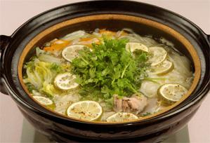 上沼恵美子のおしゃべりクッキング レシピ 作り方 鍋料理 11月 鶏のエスニック鍋
