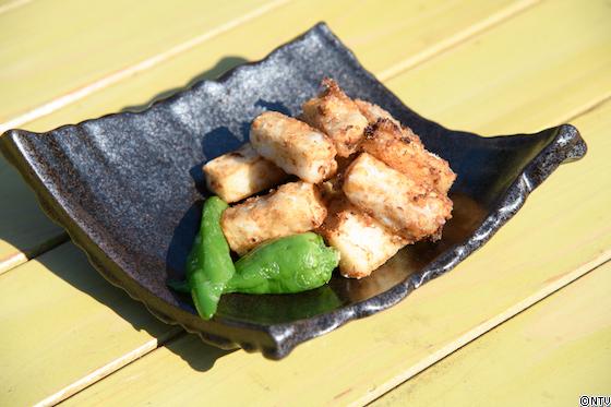 青空レストラン レシピ 作り方 11月10日 愛媛県 里芋 媛かぐや 媛かぐやの塩麹唐揚げ