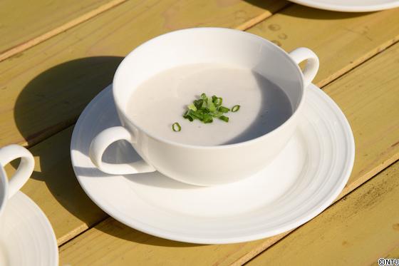 青空レストラン レシピ 作り方 11月10日 愛媛県 里芋 媛かぐや 媛かぐやのポタージュ