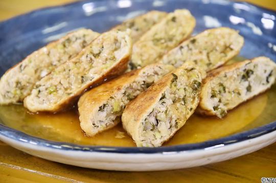青空レストラン レシピ 作り方 12月22日 しゃくし菜漬け ゴスペラーズ 油揚げの包み焼き