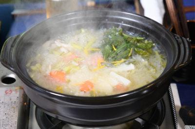 青空レストラン レシピ 作り方 12月29日 大根 みぞれ鍋