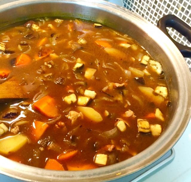 世界一受けたい授業 健康 レシピ 鍋 12月1日 風邪予防 カレー鍋 茶わんむし