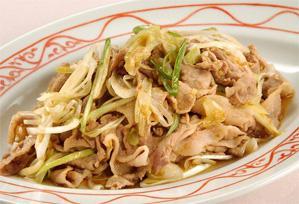 上沼恵美子のおしゃべりクッキング レシピ 作り方 簡単スピードメニュー 豚肉と長ねぎの炒めもの