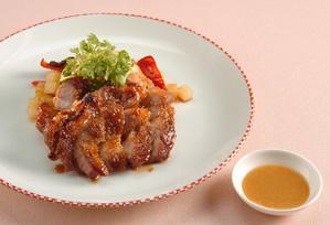 上沼恵美子のおしゃべりクッキング レシピ 作り方 12月 パーティーメニュー 広東風焼き豚