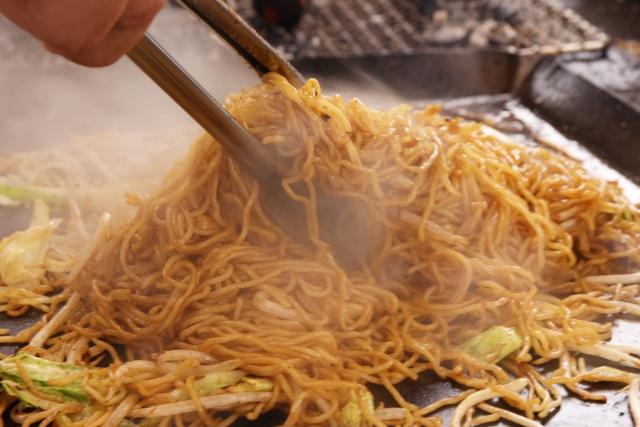 相葉マナブ レシピ 作り方 材料 焼きそば博 ご当地焼きそば