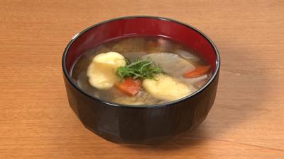 相葉マナブ なるほどレシピ 旬の産地ごはん 作り方 材料 ご当地缶詰 アレンジメニュー 川蟹スープ 割烹 すいとん