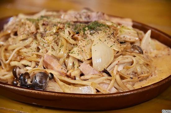 青空レストラン レシピ 作り方 1月19日 焼きそば 愛知 大磯屋製麺所 キムチクリーム焼きそば