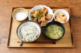 男子ごはん レシピ 作り方 国分太一 栗原心平 2018ベスト3 アワード 豚バラ肉とにんにくの芽のスタミナ炒め